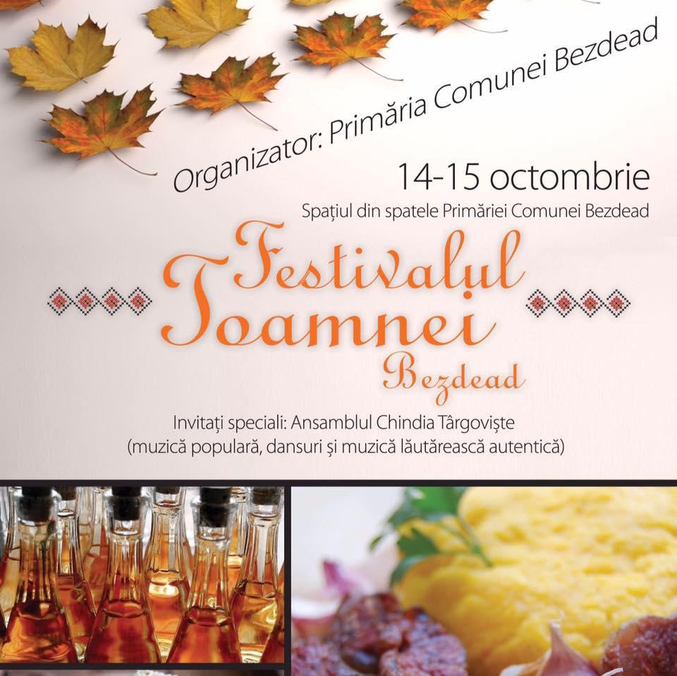 Festivalul Toamnei la Bezdead, prima ediție