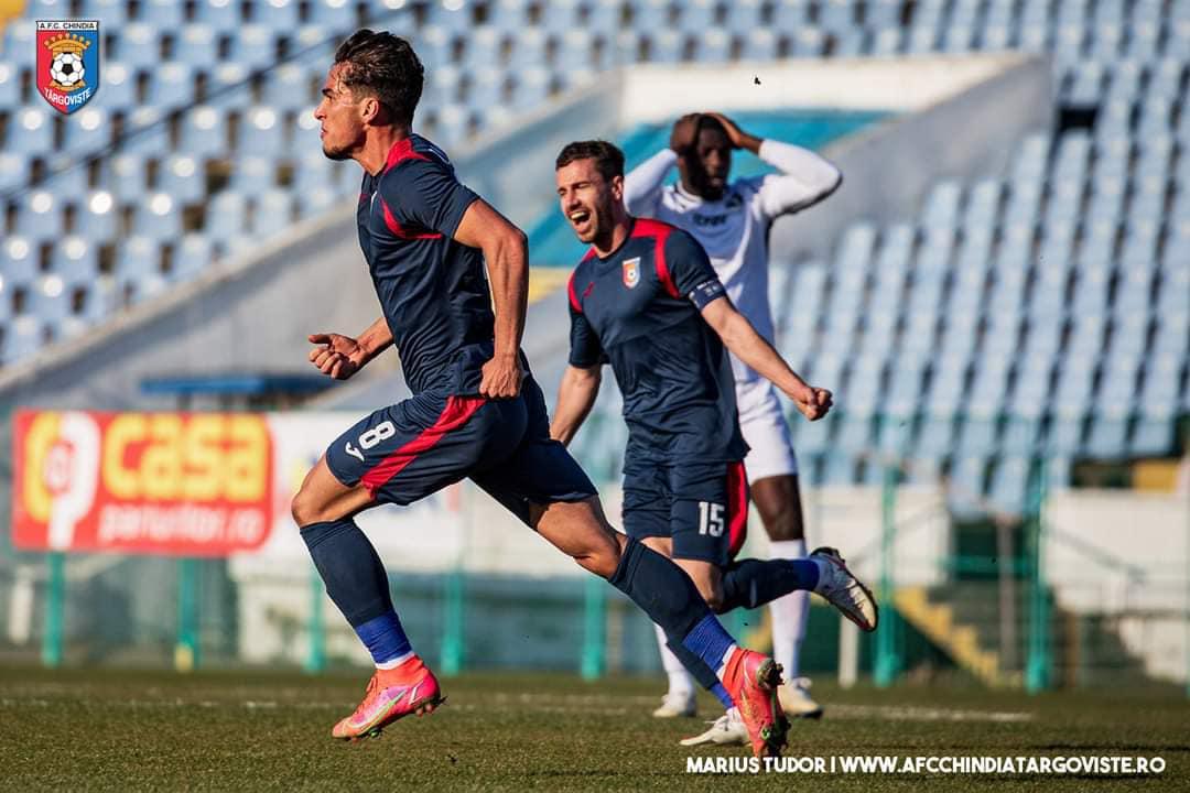 FOTO: AFC Chindia / Marius Tudor